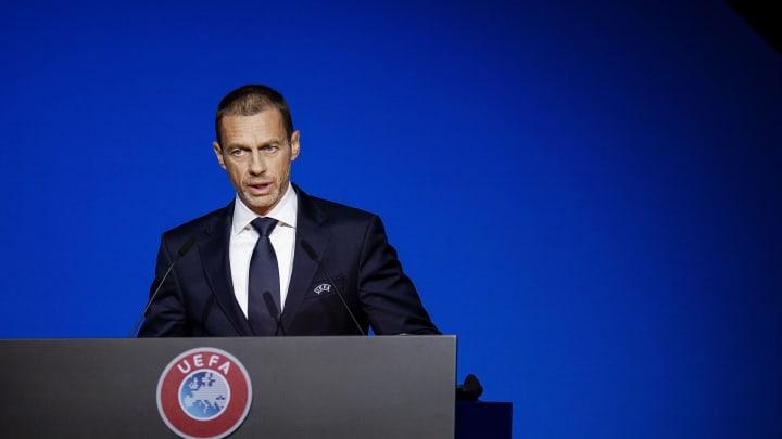 Uefa scrap away goal rule in competition.