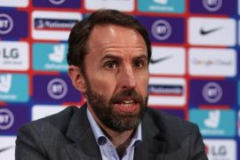 Southgate confused as Scotland team not isolating.