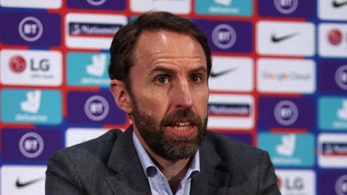 Southgate urge England to focus on semifinal.