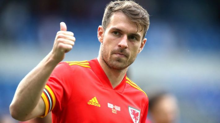 Ramsey in good shape ahead of Euro game.