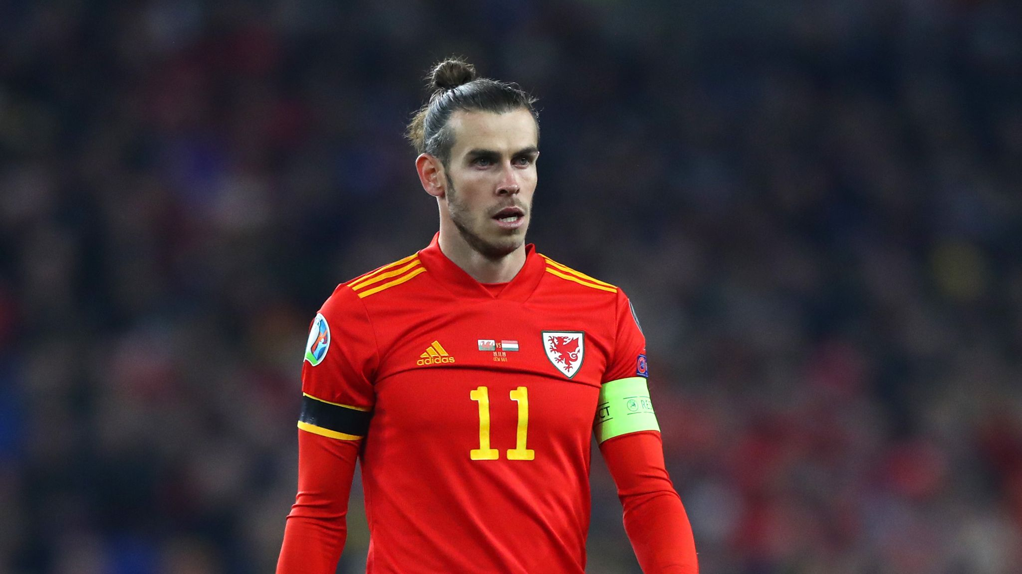 Bale speaks on Wales future after Euro exit.