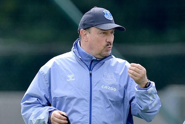 Benitez wants a creative Everton side.