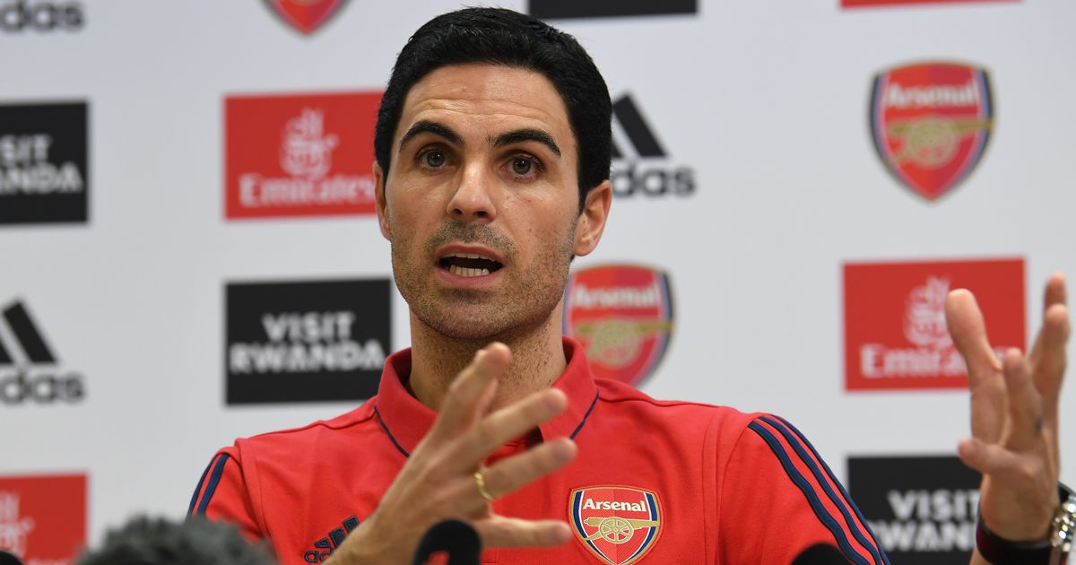 Arteta claims Nuno is what they needed.