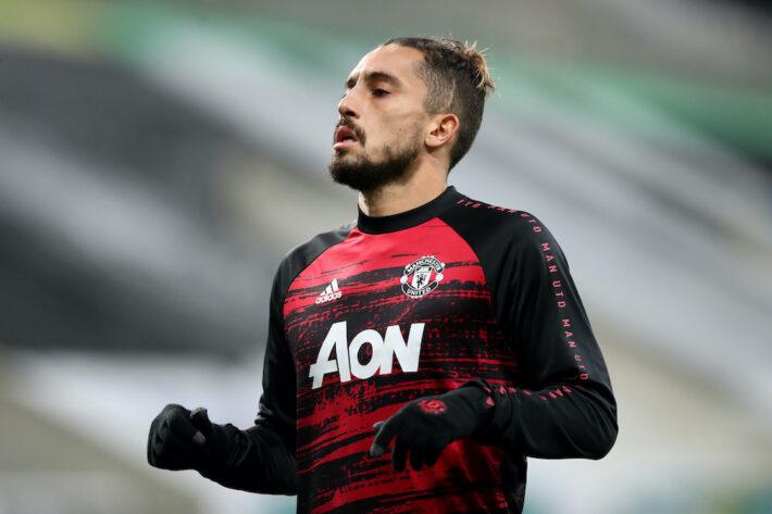 Telles aiming high at United.