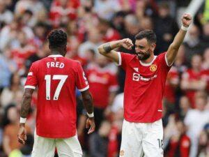 Manchester United slot 5 past Leeds.