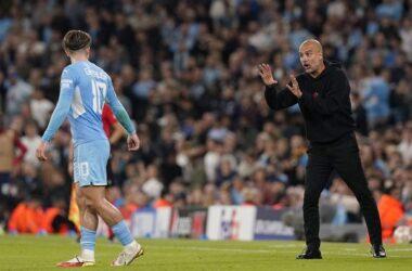 Guardiola: Nine goals pleasing for fans.