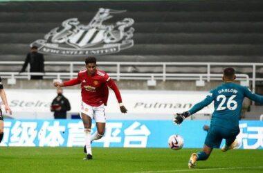 Manchester United vs Newcastle Pre-match.