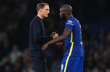 Tuchel don't know how to use Lukaku.