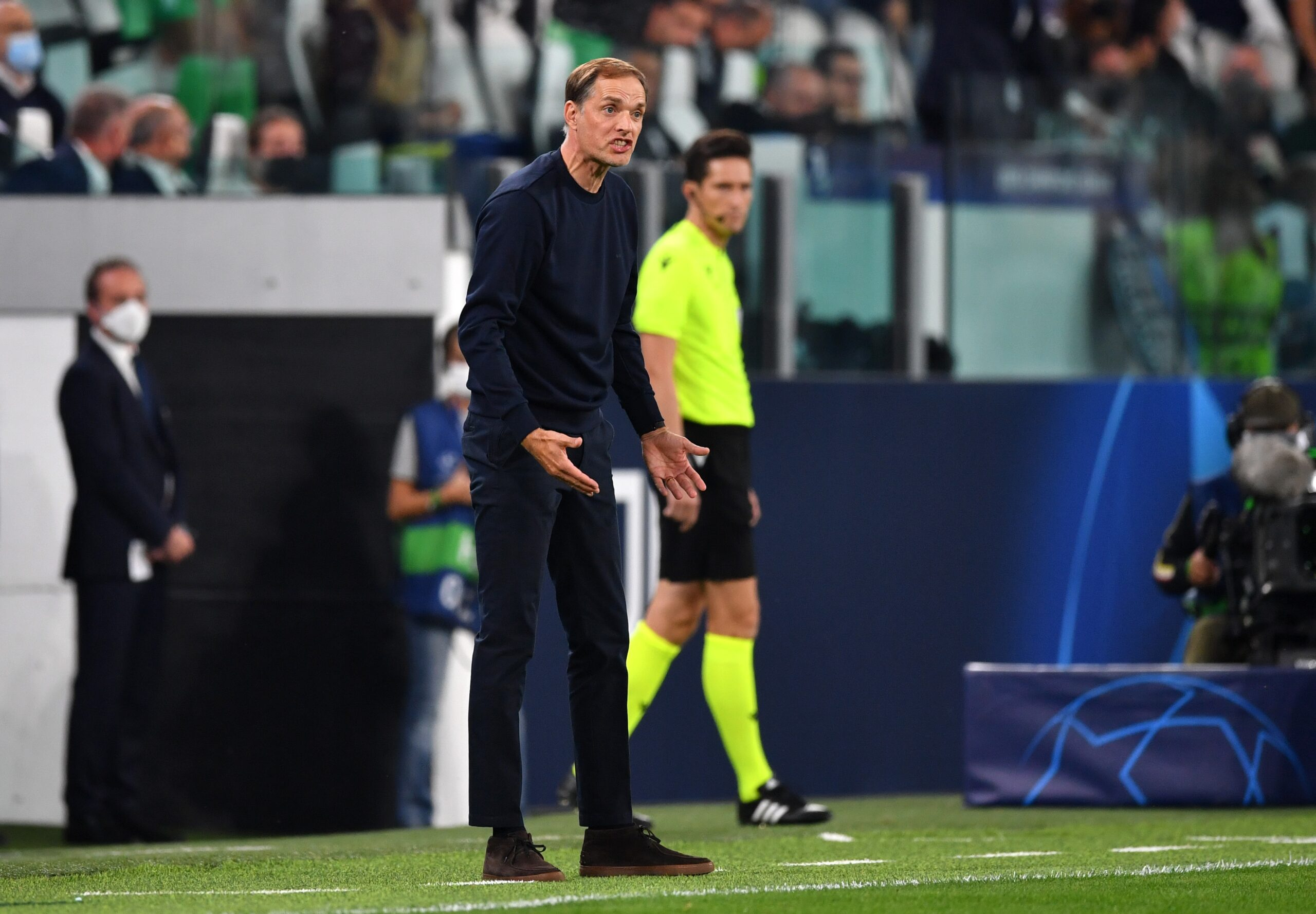 Tuchel admits they were not good enough.