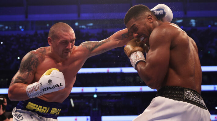 Joshua shouldn't go through with rematch.
