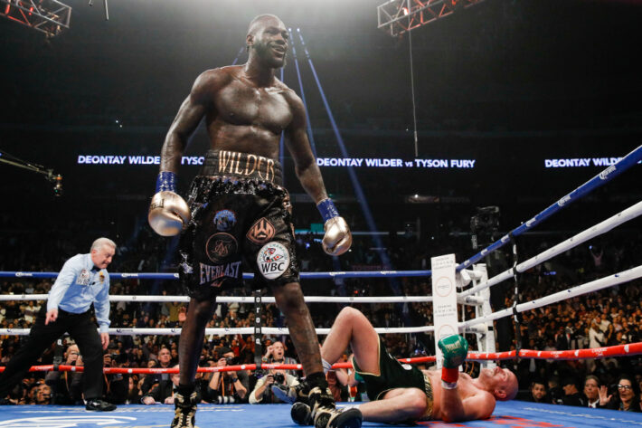 Wilder insists on knocking out Fury.