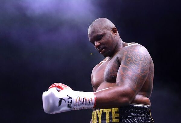 Whyte devastated after fight cancellation.