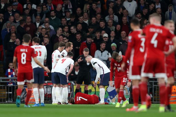 Rice insists penalty decision was wrong.