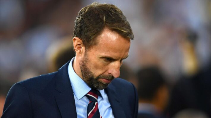Southgate disappointed with result.