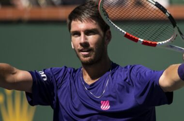 Cameron Norrie becomes British No 1.