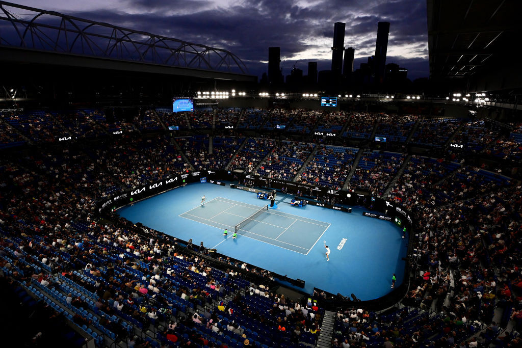 Australian Open: Players should be vaccinated