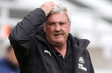 Newcastle sack manager Steve Bruce.