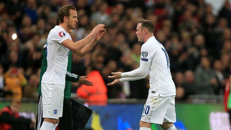 Kane better captain than Rooney.