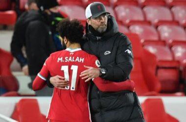 Klopp on Mo Salah's contract negotiation.