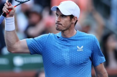 Murray blames lack of consistency for defeat.