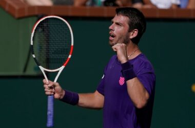 Norrie beat Dimitrov to reach final.