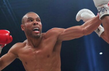 Eubank choose next opponent after victory.