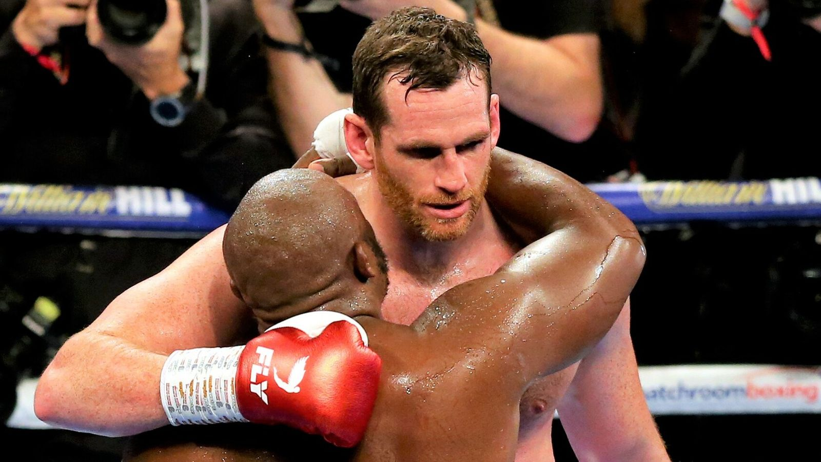 David Prince retires from boxing.