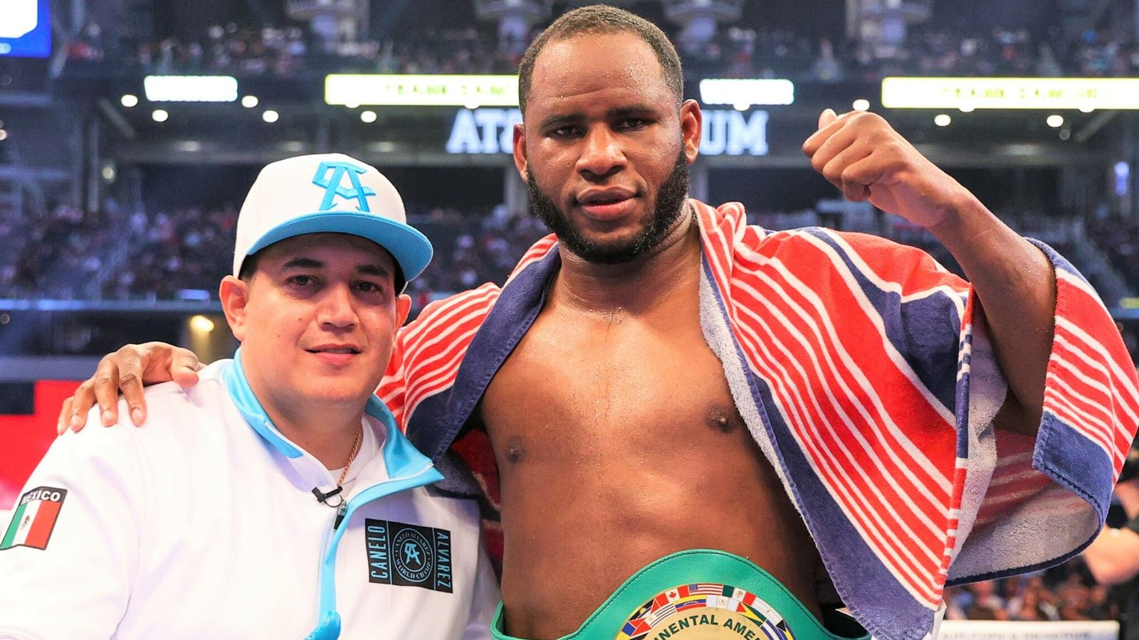 Sanchez can steal Tyson Fury spotlight.