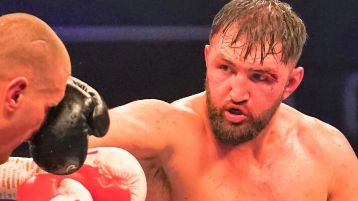 Fury warned by ex-sparring partner.