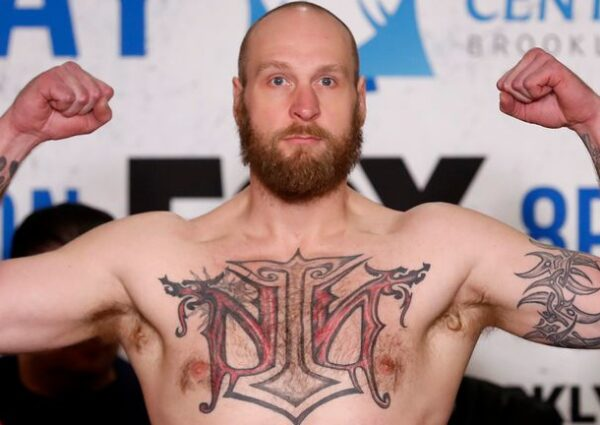 Helenius: Fury or Usyk I can beat anyone.