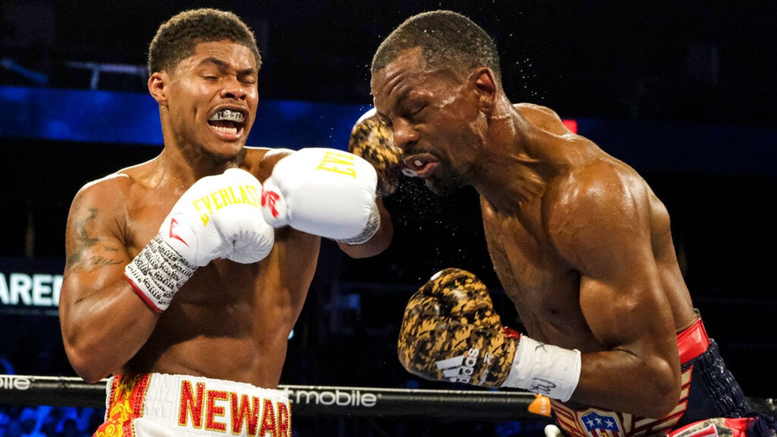 American boxer Shakur Stevenson defeated Jamel Herring in the 10th round to extend unbeaten record.