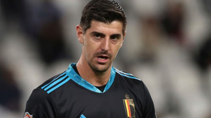 Courtois claims UEFA only cares about money.